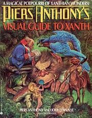 9789994719488: Piers Anthony's Visual Guide to Xanth