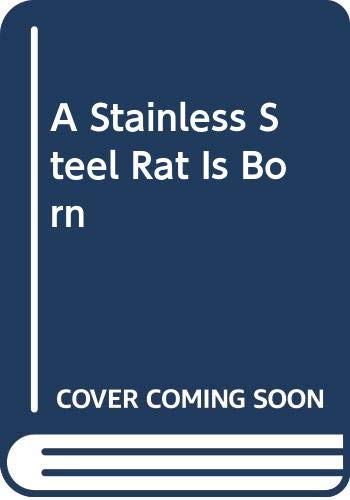9789994720125: A Stainless Steel Rat Is Born