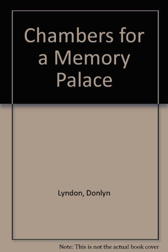 9789994803163: Chambers for a Memory Palace