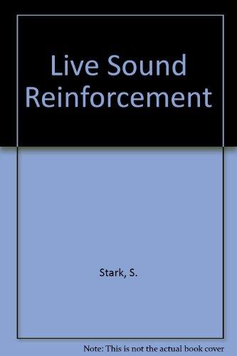 9789994876501: Live Sound Reinforcement