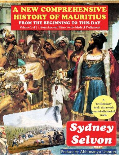 9789994934942: A New Comprehensive History of Mauritius Vol 1