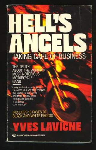 9789994961955: Hells Angels Taking Care of Business