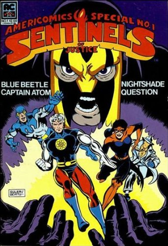 Americomics Special No. 1: Sentinels of Justice: AC Comics