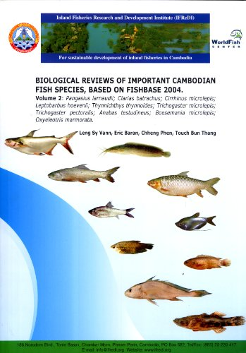 Biological Reviews of Important Cambodian Fish Species,: Leng Sy Vann;