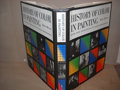 9789995176556: History of Color in Painting with New Principles of Color Expression