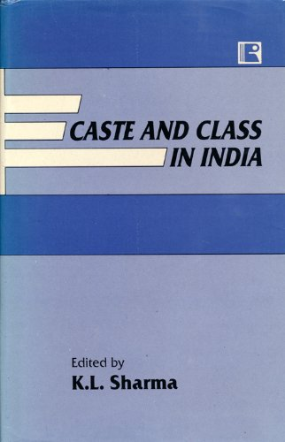 9789995193188: Caste and Class in India
