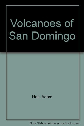 9789995198701: Volcanoes of San Domingo