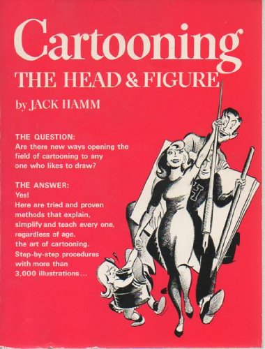 9789995231347: Cartooning the Head and Figure