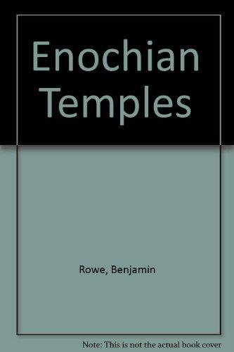 9789995257262: Enochian Temples