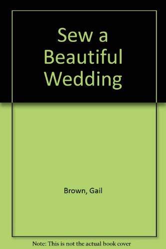 9789995262167: Sew a Beautiful Wedding