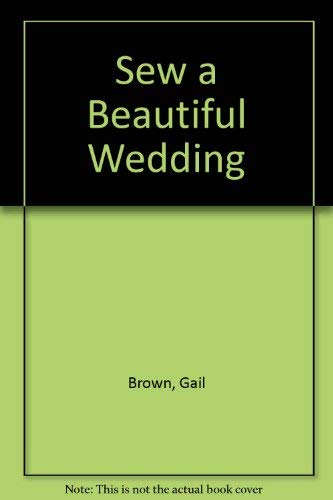 9789995262167: Sew a Beautiful Wedding