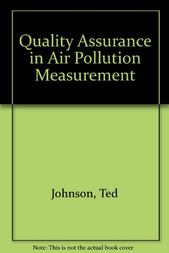 9789995290238: Quality Assurance in Air Pollution Measurement