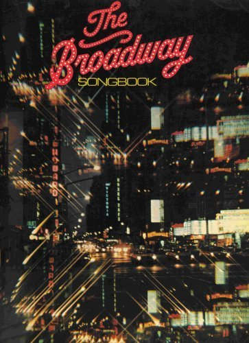 9789995328641: The Broadway Songbook