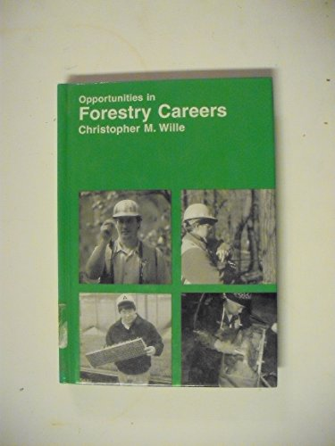 9789995370930: Opportunities in Forestry Careers