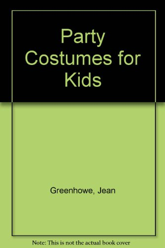 9789995438470: Party Costumes for Kids