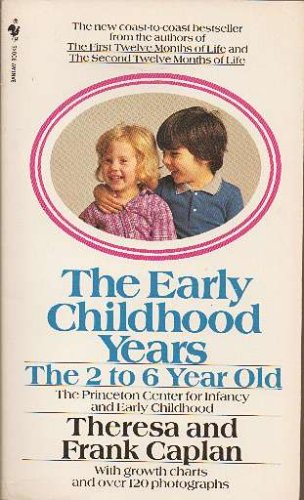 9789995546854: The Early Childhood Years