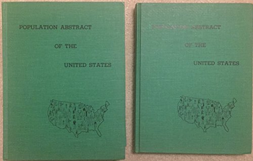 9789995560010: Population Abstract of the United States