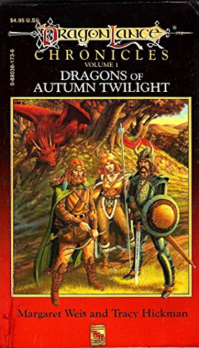 9789995580674: Dragons of Autumn Twilight