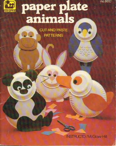 9789995648756: Paper Plate Animals