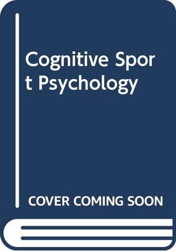 9789995669829: Cognitive Sport Psychology
