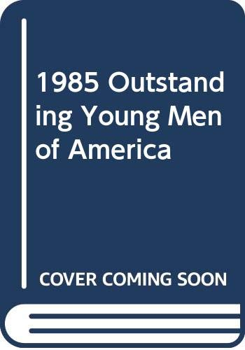1985 Outstanding Young Men of America: Unknown