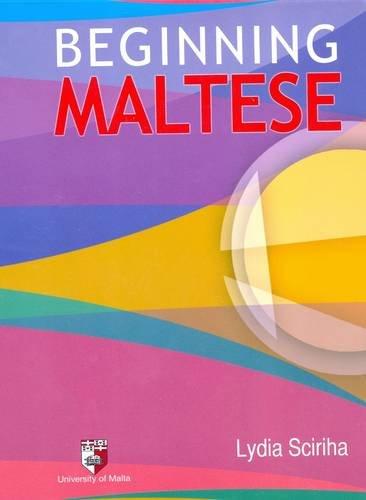 Beginning Maltese (Mixed media product): Lydia Sciriha