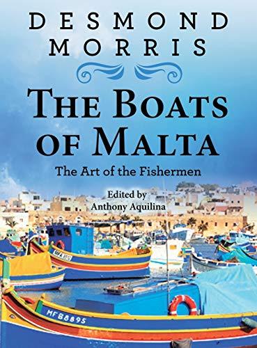 The Boats of Malta - The Art of the Fishermen: Desmond Morris