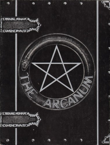 9789995844738: The Arcanum