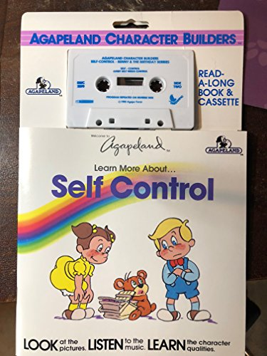 9789995903954: Learn More About...Self Control/Cassette (Agapeland Character Builders)