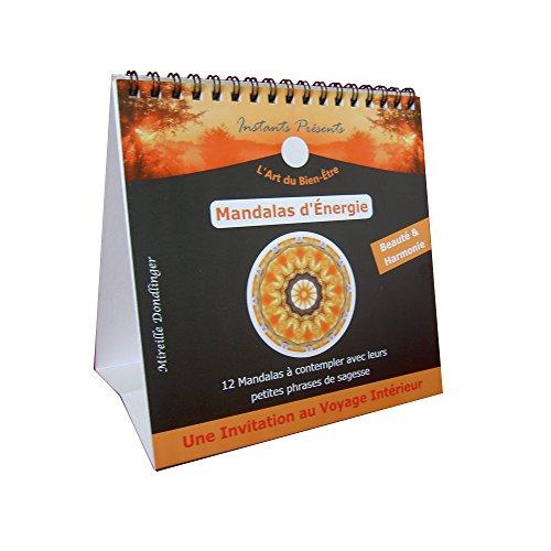 9789995988005: Mandalas d'Energie - Livret