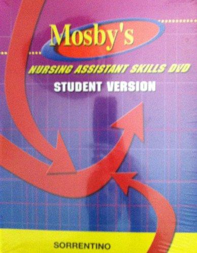 9789996012365: mosbys nursing assistant skills dvd