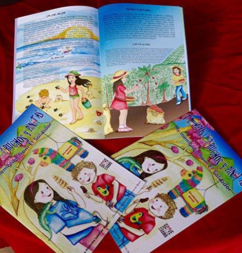 9789996106347: Trompos capiruchos y piñatas - My memories from El Salvador