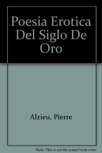 9789996109171: Poesia Erotica Del Siglo De Oro