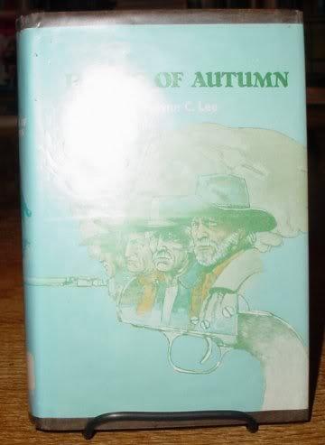 Hawks of Autumn: Lee, Wayne