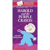 9789996369896: Harold and the Purple Crayon and the Bremen Town Musicians/Vhs/Pbn 222