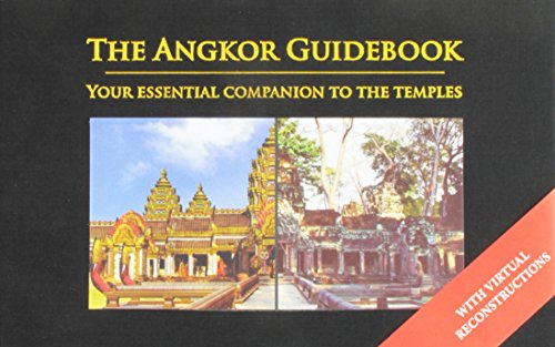 9789996372742: The Angkor Guidebook: Your Essential Companion to the Temples