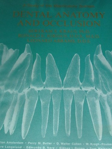 9789996427404: Dental Anatomy and Occlusion