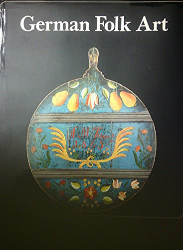 9789996448430: German Folk Art (No. 14632)