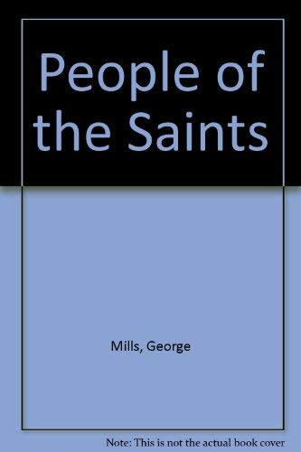 9789996449918: People of the Saints