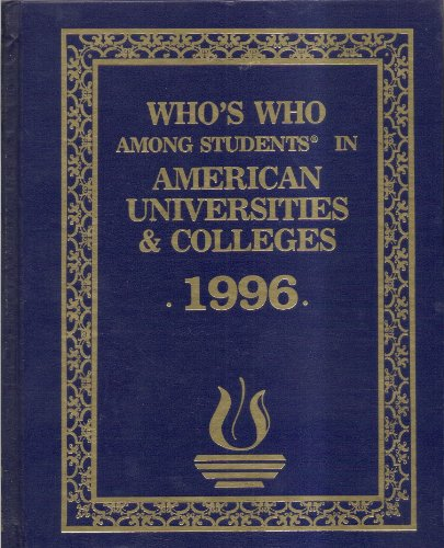 Who's Who Among Students in American Colleges: Randall Publishing Company