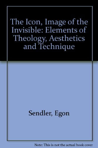 9789996477249: The Icon, Image of the Invisible: Elements of Theology, Aesthetics and Technique