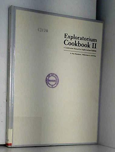 9789996687174: Exploratorium Cookbook II