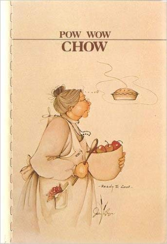 9789996688447: Pow Wow Chow: A Collection of Recipes from Families of the Five Civilized Tribes : Cherokee, Chickasaw, Choctaw, Creek and Seminole