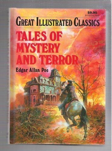 9789996688935: Tales of Mystery and Terror (Illustrated Classic Editions)