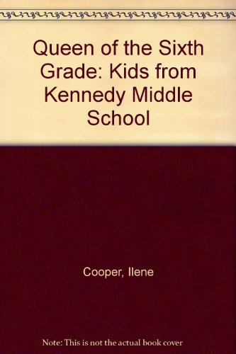 9789996734144: Queen of the Sixth Grade: Kids from Kennedy Middle School