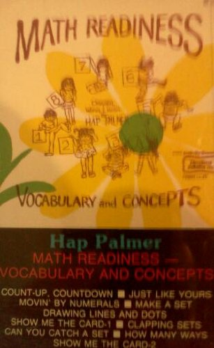 9789997025104: Math Readiness: Vocabulary and Concepts