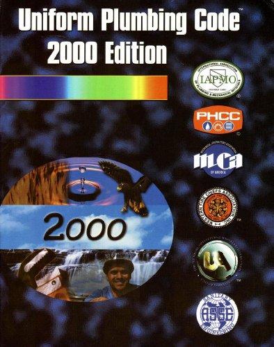 9789997028235: Uniform Plumbing Code 2000