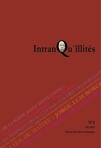 Revue Intranqu'Illites N 2 - Mai 2013