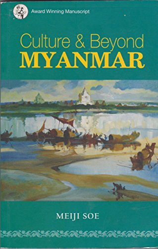 9789997100368: Culture and Beyond: Myanmar