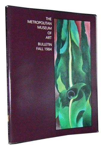 9789997213013: Georgia O'Keeffe (Metropolitan Museum of Art Bulletin Individual Past Issues)